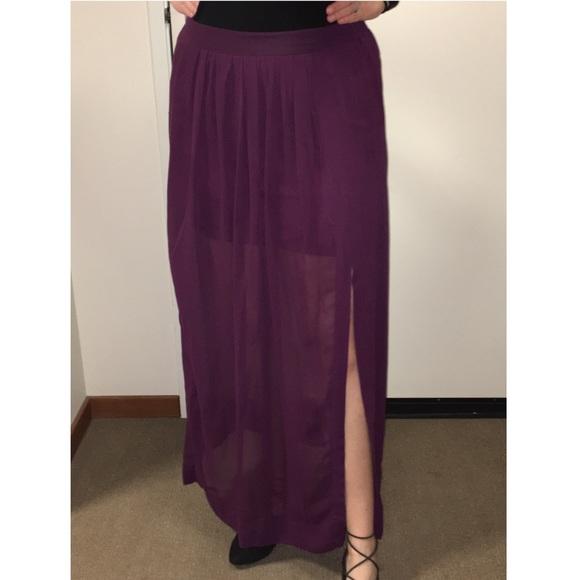 Worthington Dresses & Skirts - Maxi skirt
